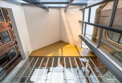 Ontvangstruimte Drents Museum Assen verbouw