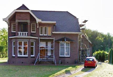 Monumentaal woonhuis 't Zandt versterking