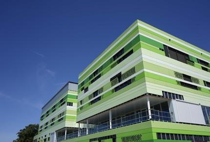 TopsportZorgCentrum Groningen nieuwbouw
