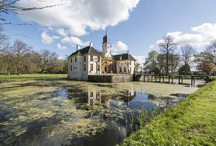 Fraeylemaborg Slochteren restauratie