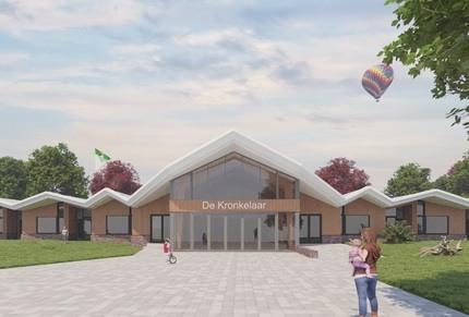 Kindcentrum Wagenborgen nieuwbouw