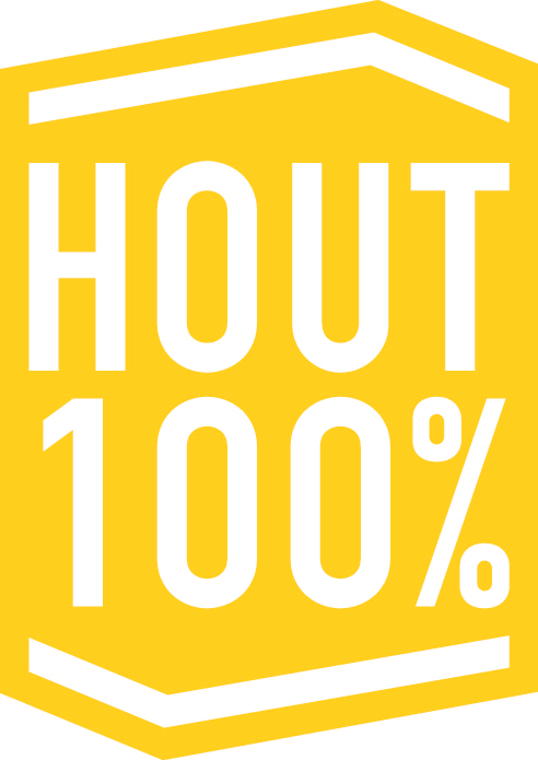 Hout100%